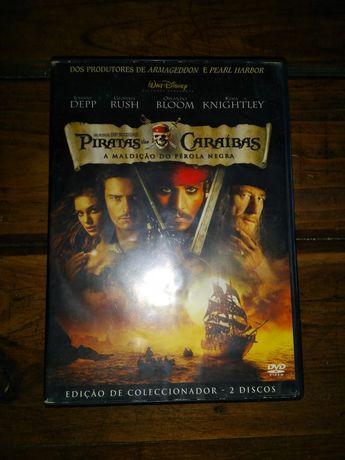 Filmes Usados em DVD, preço por unidade.
