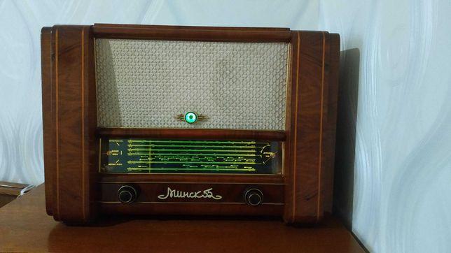 Радиоприёмник ,,Минск 55,,