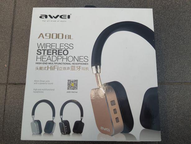 Bluetooth наушники awei a900 BL