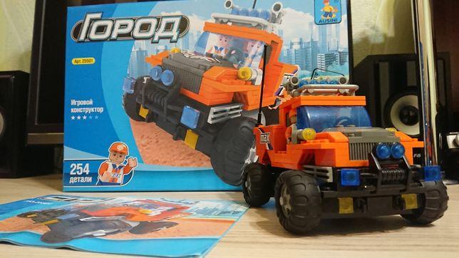 Lego Лего Джип Внедорожник Пикап Пікап
