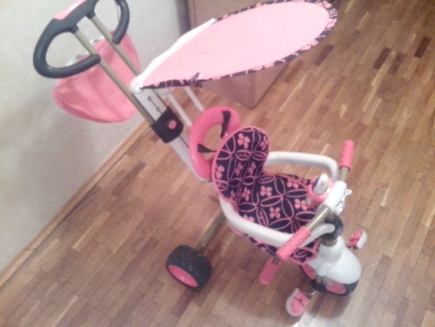 Велосипед-коляска smarTrike