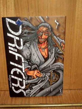 Manga Drifters. Kohta Hirano. Tom 2