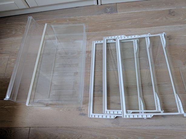 Szuflada chłodziarki Whirlpool ART 880 (półki szklane - sprzedane)