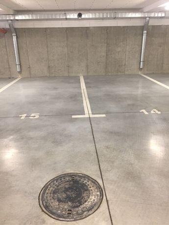 Miejsca garażowe Nowa Cukrownia