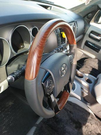 Деревянный руль на авто, деревянные вставки в руль. Реставрация рулей