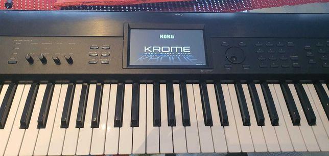 Korg Krome 73 - Novo