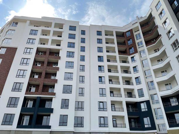 Однокомнатная квартира с гардеробом 39.2 м2 в ЖК бизнес-класса
