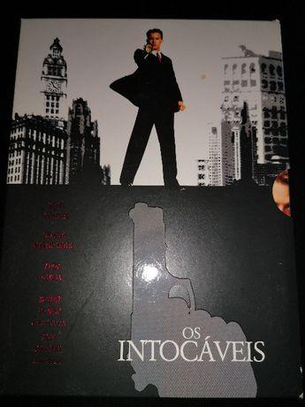 Vendo o Filme - Os Intocáveis (DVD)