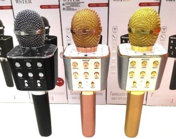 Оригинал!Микрофон караоке ws 1688.Лучший подарок ребенку.