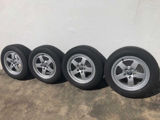 Jantes Audi Originais R16 - 4X (VW/BMW/Mercedes)