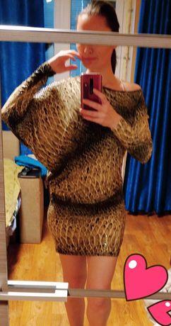 Платье-туника м-л