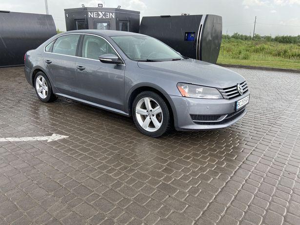 USA Volkswagen Passat B7 газ/бензин