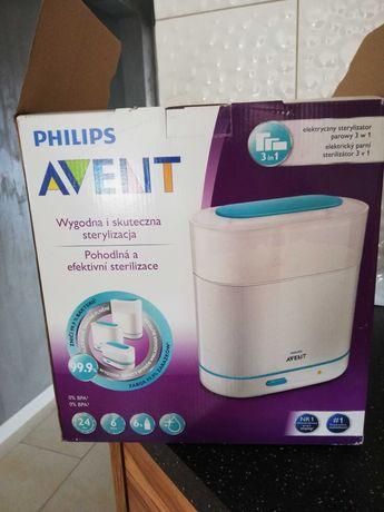 Sterylizator parowy elektryczny Philips Awent 3w1