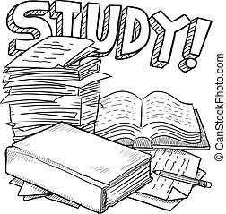 Trabalhos Académicos e ajuda no estudo