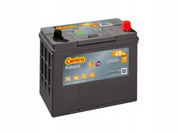 Akumulator Centra Futura CA456 45Ah 390A P+ Kraków B32 EA456
