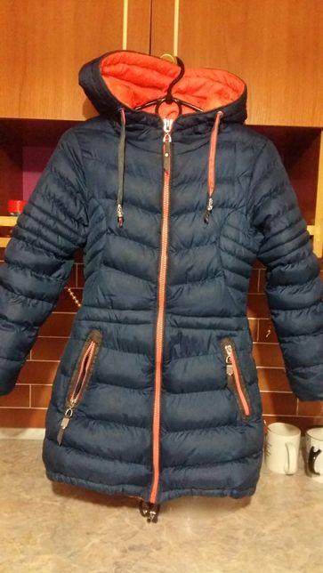 Зимова пальто (парка) для дівчинки