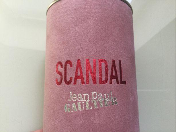 Оригинальная коробка от духов SCANDAL Jean Paul Gaultier