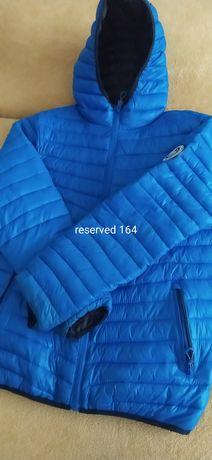 3 kurtki chłopięce 164