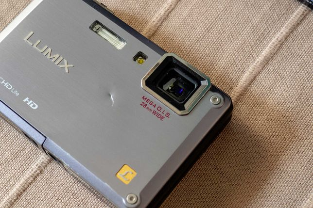 Panasonic Lumix DMC- FT1  wodoszczelny