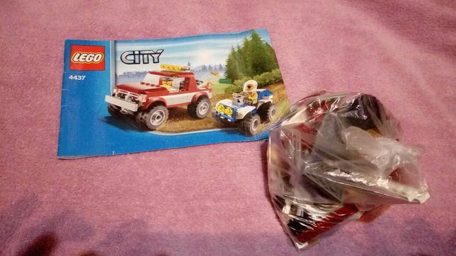 Lego city 4437