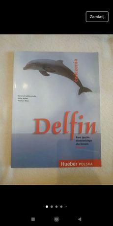 Ćwiczenia do j. niemieckiego Delfin dla liceum klasa 1