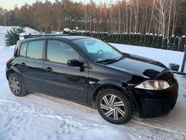 Renault MEGANE II stan Idealny !!