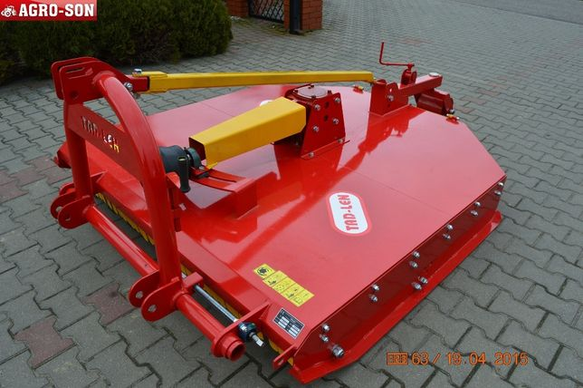 Rozdrabniacz kosiarka sadownicza 1,6m TAD-LEN AGROMET nowa transport