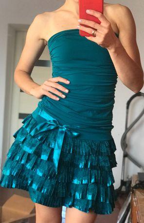 Плаття бірюзового кольору