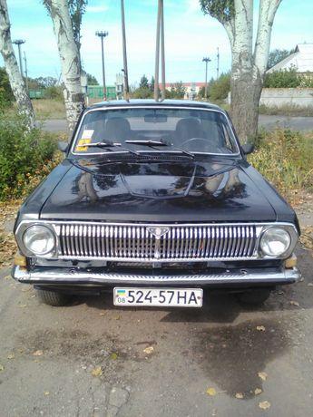 Волга черная классика