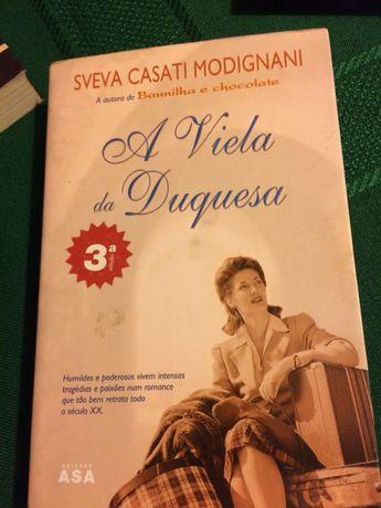 Livro A viela da duquesa