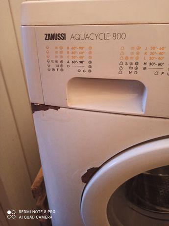 Продам стиральную машину ZANUSSI AQUACYCLE 800
