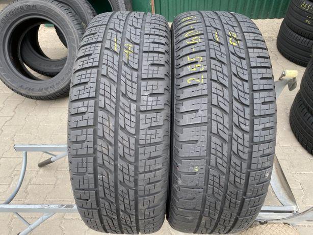 Шини бу літо 255/60R18 Pirelli Scorpion Zero 2шт 7мм 17,18рік