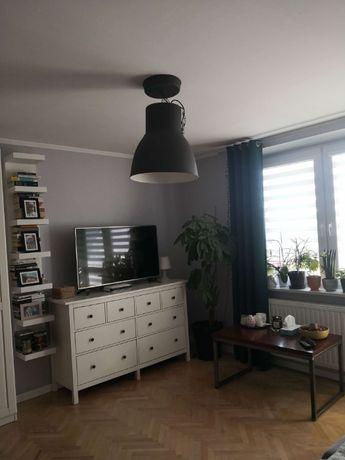 Lampa Loft Ikea Hektar 46 cm szara