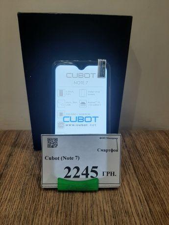 Новый смартфон Cubot