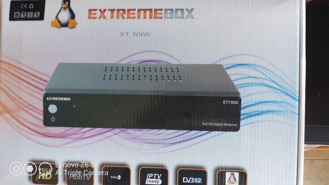 Extreame Box Satélite