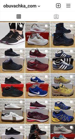 Много обуви инстаграмм