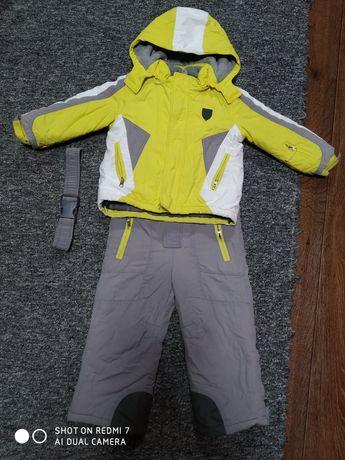 Комбинезон куртка термо Chicco