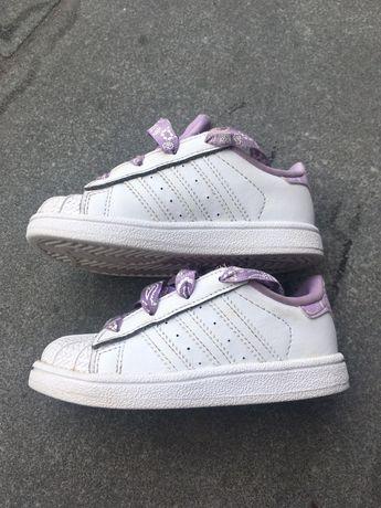 Adidas Superstar -sapatilhas criança