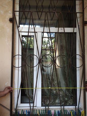 Продам  решетку на окно
