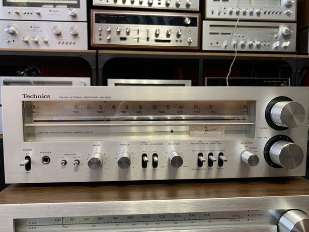 Technics SA-300 Amplituner, stan bdb