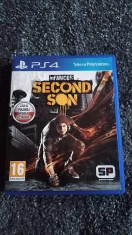 Gra na ps4 infamous Second Son