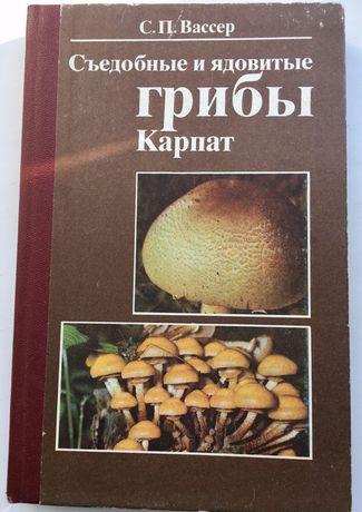 Вассер Съедобные и ядовитые грибы Карпат