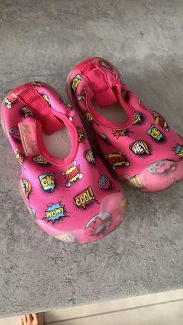Коралки детские обувь