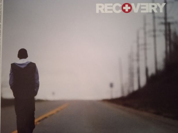 EMINEM - Recovery - płyta CD