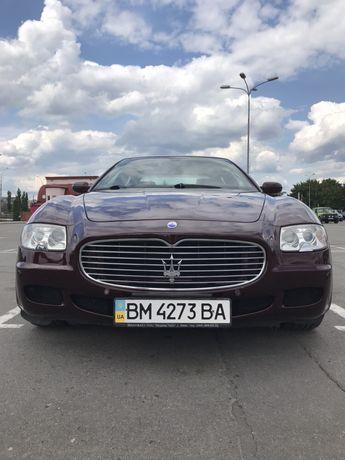 Maserati Quattroporte 2006 состояние новой 40тыс пробега!!!