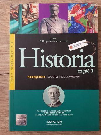 Podręcznik Historia część 1 szkoły ponadgimnazjalne