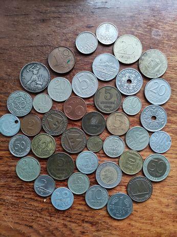 Монеты разные Ссср