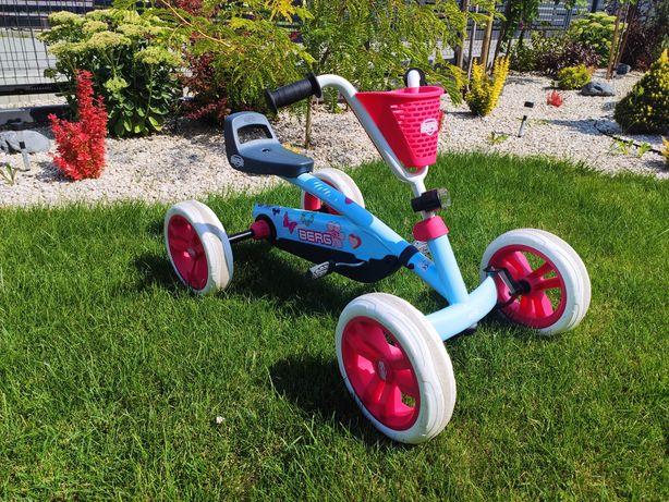 BERG Buzzy Bloom gokart na pedały stan idealny roczny Rowerek dziecięc