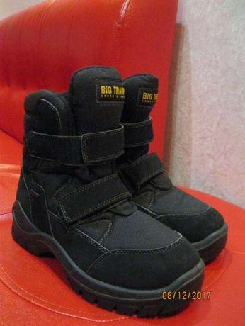 фирменные ботинки SkandiaTex.Оригинал