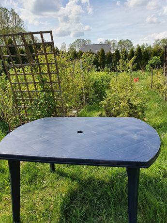 Stol ogrodowy granat